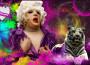 """Platinette: """"Il mio amore per Moira e per il circo"""""""