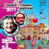 Il fondatore dei clown dottori e Iacchetti al festival di Monte San Giusto