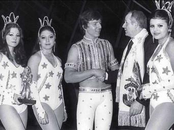 Il palomino, la tournée a Spalato, l'Accademia e il clown d'Oro: Flavio Togni ricorda Palmiri