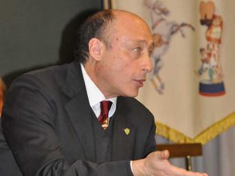 Il presidente a caldo sul Fondo emergenza Covid