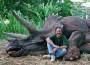 Animalisti sgomenti: oddio! Spielberg ha ucciso un Triceratopo