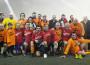 La Nazionale Calcio del Circo torna in campo per Ulisse Takimiri