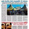 Chi vuole uccidere lo spettacolo più bello del mondo? La bella inchiesta del Giornale d'Italia sul circo