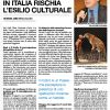 """Buccioni al Giornale dello Spettacolo: """"Il circo in Italia rischia l'esilio culturale"""""""