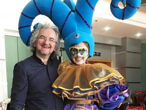Antonio Giarola regista di un grande spettacolo circense al Capodanno Cinese