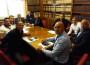 Incontro dei direttori con il presidente Buccioni