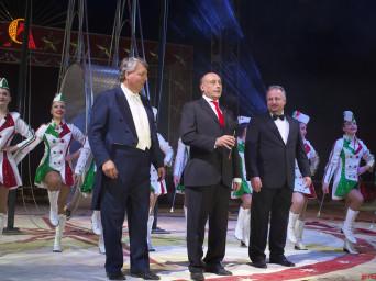 """Festa dell'arte circense: il """"grazie"""" del Questore di Roma"""