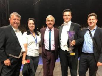 Bruno Togni d'Oro: ancora un trofeo in terra francese