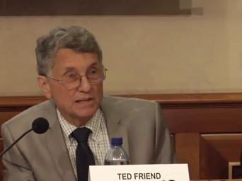 """Ted Friend: """"Gli animali beneficiano degli stimoli che ricevono nei circhi"""""""