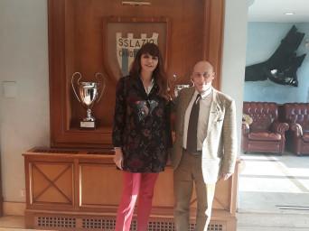 Il presidente Buccioni ha incontrato l'onorevole Baldini