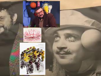 Tinin Mantegazza, l'Artista a tutto tondo innamorato del circo