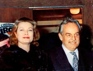 I Reali del circo. Ranieri e la principessa Grace