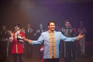 Lerry Rossante, direttore del Circo di Mosca (foto Silvia Ottaviano)