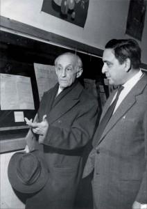 Alessandro Cervellati con Wioris Togni