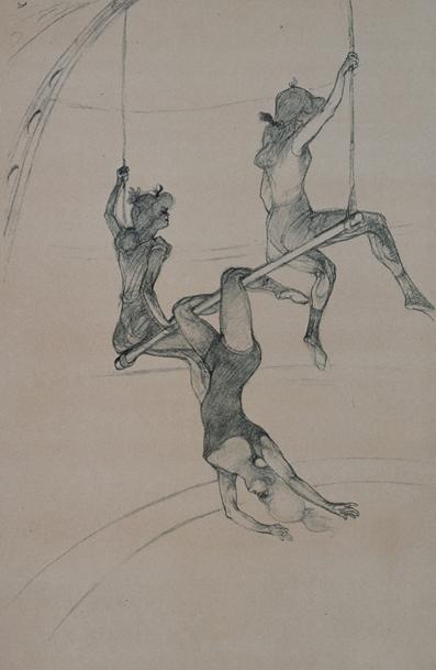 Sito del mensile circo ente nazionale circhiil for Mostra toulouse lautrec