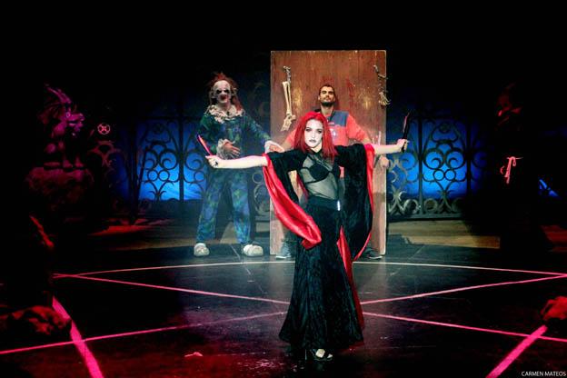 Circo degli Orrori, lo show infernale arriva a Torino