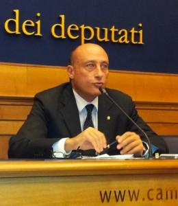 Il presidente dell'Enc, Antonio Buccioni