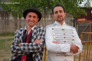 Alberto e Rony Vassallo