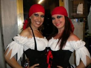 Arianna e Claudia