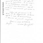 La seconda pagina