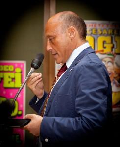 Il presidente Buccioni (foto studio Angeletti)