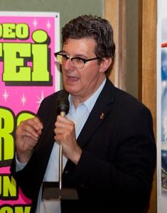 L'avvocato Francesco Mocellin