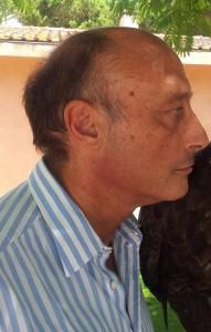 Chi è la morettina che si intravede appena, sorpresa in tenere effusioni col presidente Buccioni? (foto esclusiva Circo.it)