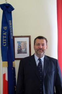 Il sindaco di Brindisi
