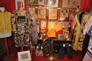 Particolari della collezione Frere a Tourrette-Levens
