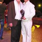 Emanuele Farina con Istvan Kristof