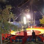Al circo fra le frasche