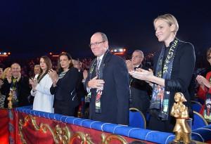 La famiglia reale come sempre al gran completo al festival dei festival