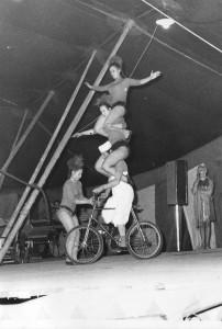 Un tuffo nel passato: Marcello, Franca, Berta e Adriana