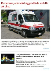 Il sito di informazione Pordenoneoggi.it