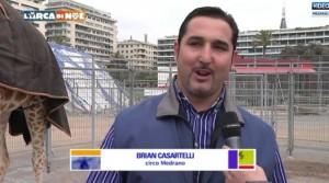 Braian Casartelli intervistato da L'Arca di Noè