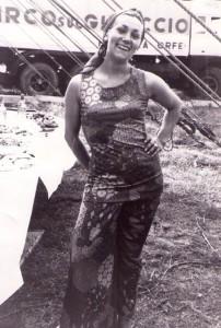 Loredana Nones, giovane direttrice del Circo sul Ghiaccio