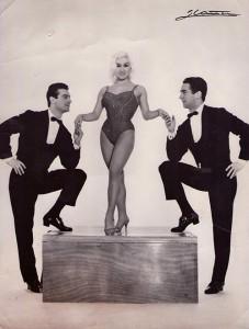Il celebre Trio Nones negli anni 60