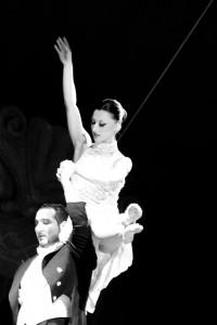 Il celebre passo a due che emozionò pubblico e giuria al Festival di Monte Carlo