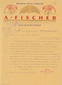 La lettera del circo tedesco all'amministrazione comunale di Pordenone
