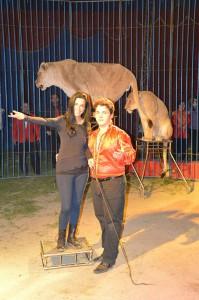 Patrizia Giranu e Tairo Caroli
