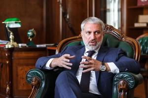 Vadim Gagloev, direttore generale del Russian State Circus Company - Rostgostsirk