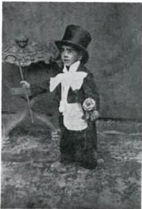 Rodolfo Preziotti nel 1914