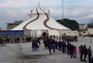 Circo Millennium, Prato