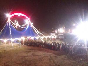Circo Royal, Bari