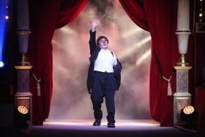 David Larible al Cirque d'Hiver