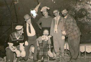 Colombaioni & Clown dei bei tempi