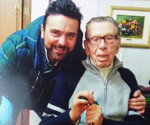 Aimone Guidi e Stefano Orfei Nones in una recente immagine di Roberto Guideri