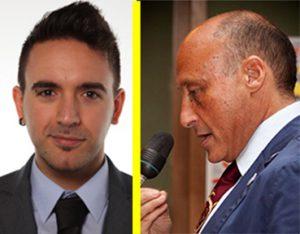 L'onorevole Bernini e il presidente Enc Antonio Buccioni