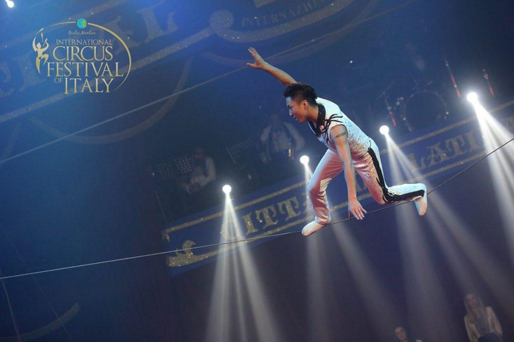 I 20 anni del Festival Internazionale del Circo d'Italia